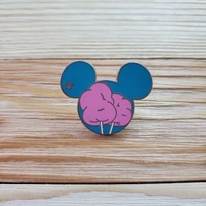 Hidden Mickey Food series - Cotton Candy Pin